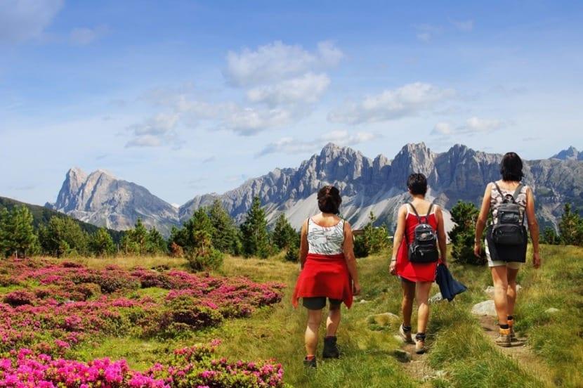 hacer senderismo por rumania
