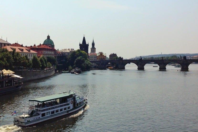 ir de viaje a la republica checa
