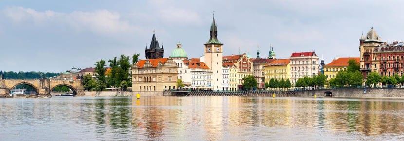 sorprenderse con la republica checa