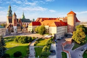 vistas bonitas de polonia
