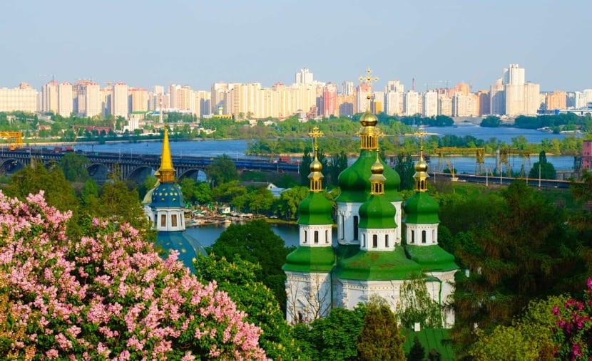 ir de viaje a ucrania