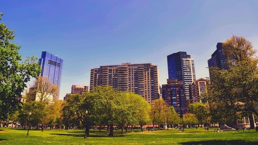viaje a boston