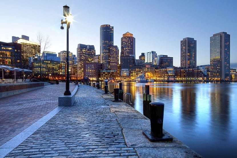 pasear por boston