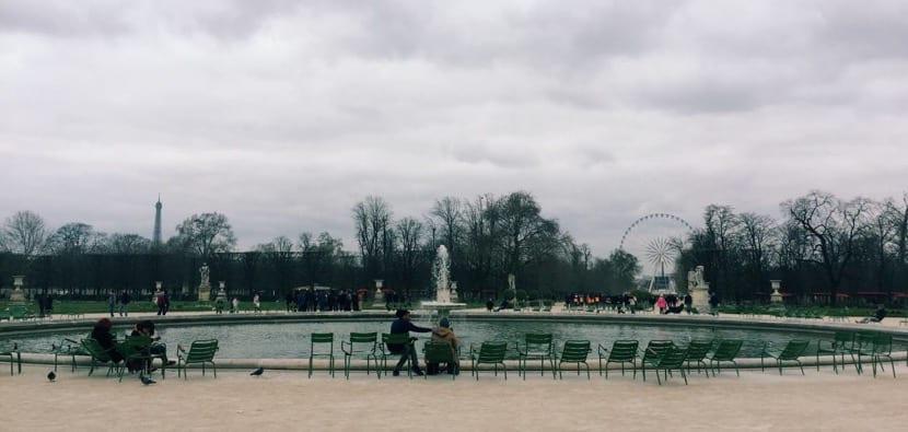 parques en paris