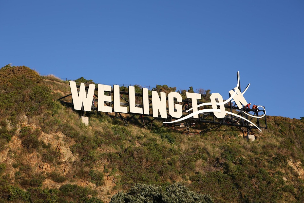 viajar a wellington
